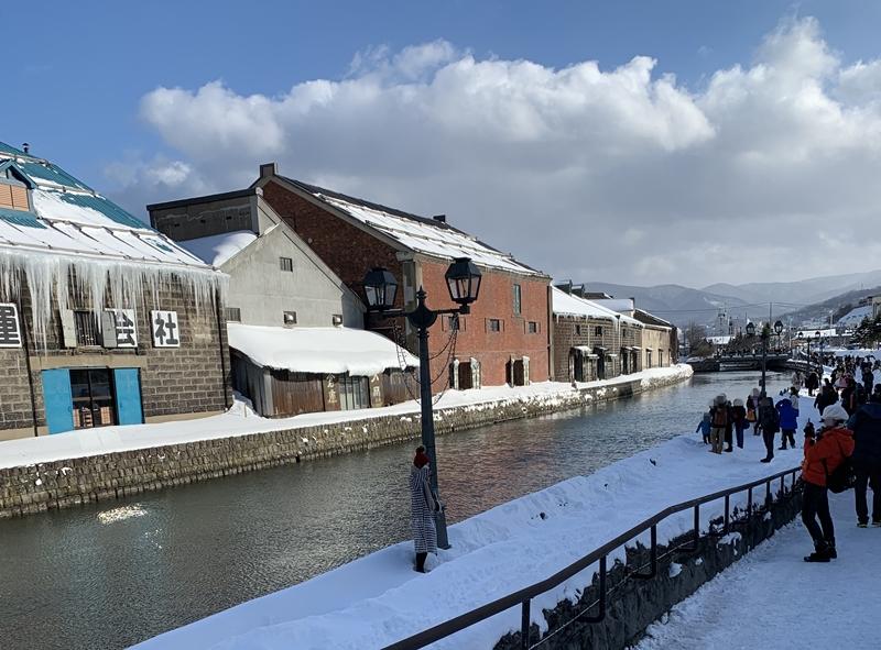 冬の小樽・札幌を1泊2日で周ってきました。やはり北海道は美味しいですね。